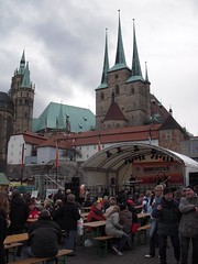 Bratwurst, Music, and the Dom!