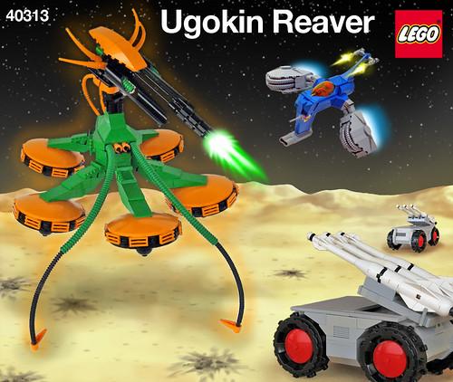 Ugokin Reaver