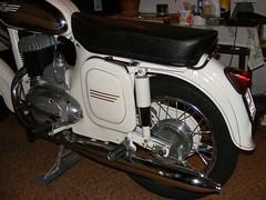 Jawa 250 automatic (lonkvir) Tags: moto jawa