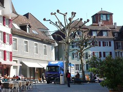 Friedhofplatz, Solothurn