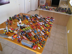 My Entire Transformers Collection - March 2009