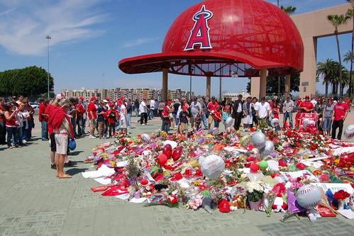 Adenhart Memorial