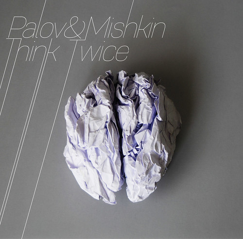 Palov & Mishkin Think Twice cover