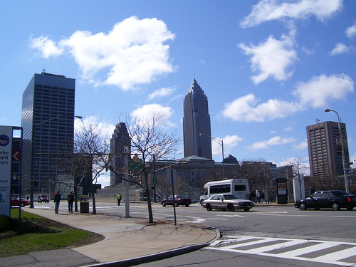 Cleveland - Skyline