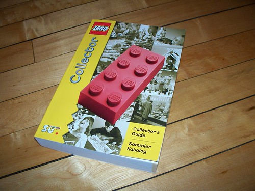LEGO Collector Guide 1958 - 2008