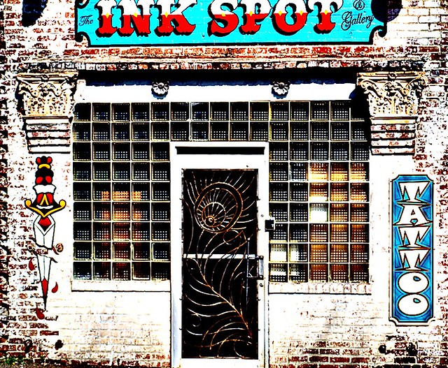 Ink Spot Tattoo Shop - Old MS Foundry Company