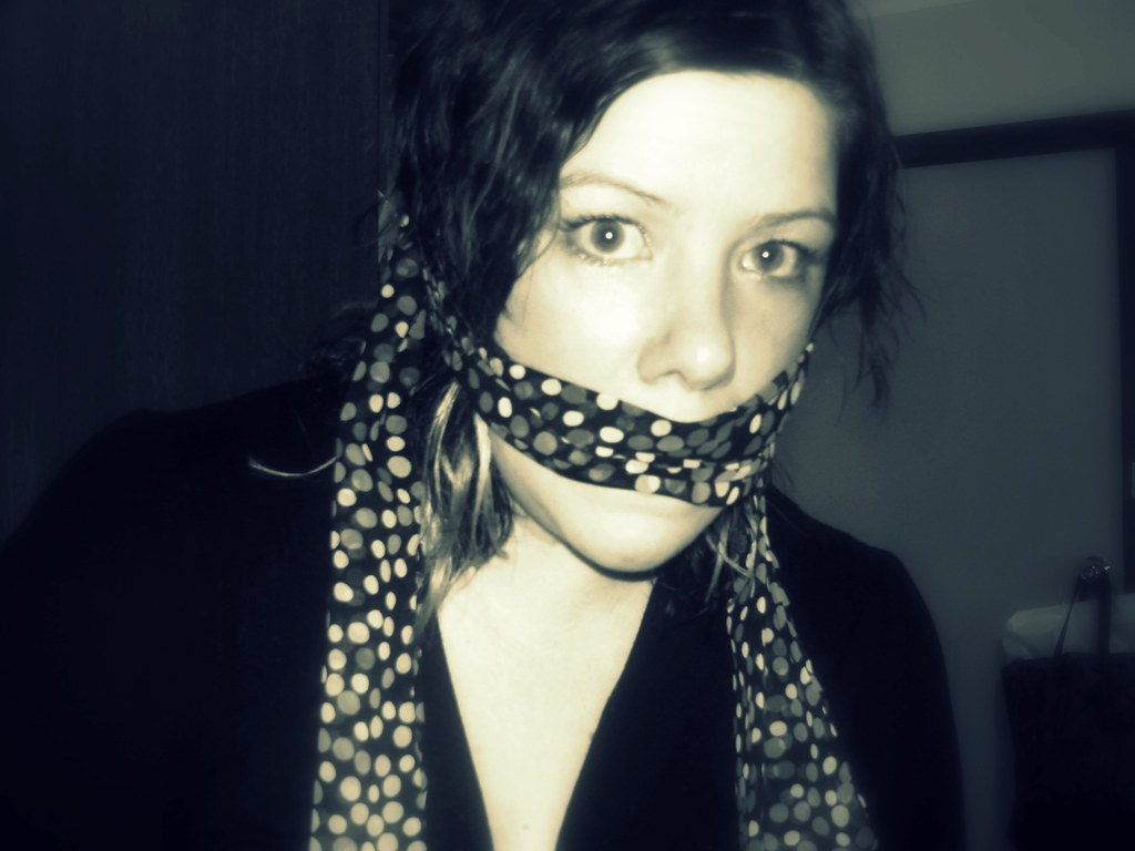 the world s newest photos of gagged and scarf flickr
