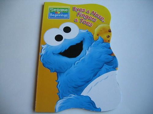 Sesame Beginnings Eyes, Nose, Fingers & Toes by Sesame Street