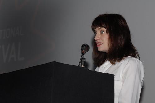 Hannah McGill, Artistic Director