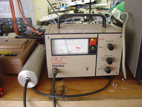 Eberline Geiger Counter