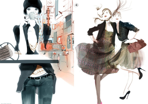 3518677926 f594290451 o 30 Fashion Illustrators You Cant Miss Part 1