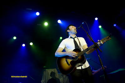 Matt Kearney at the Hollywood Palladium
