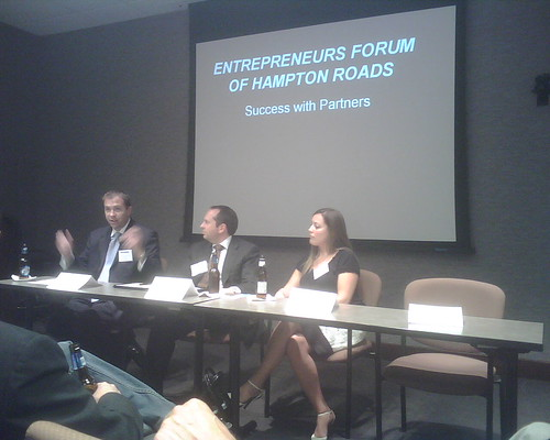 Entrepreneurs Forum of Hampton Roads
