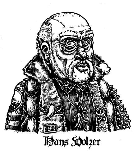 Hans Volzer - Sausage Magnate