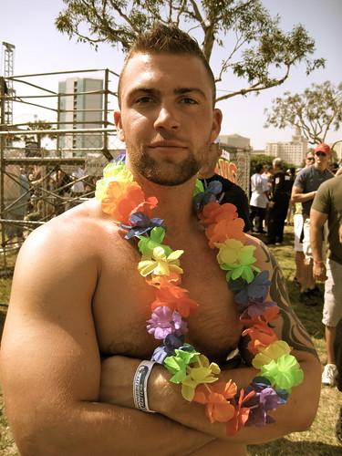 Randy blue gay parade pics