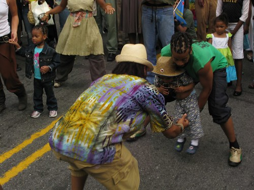 Afro Mosaic Soul @ Dance Africa Street Festival