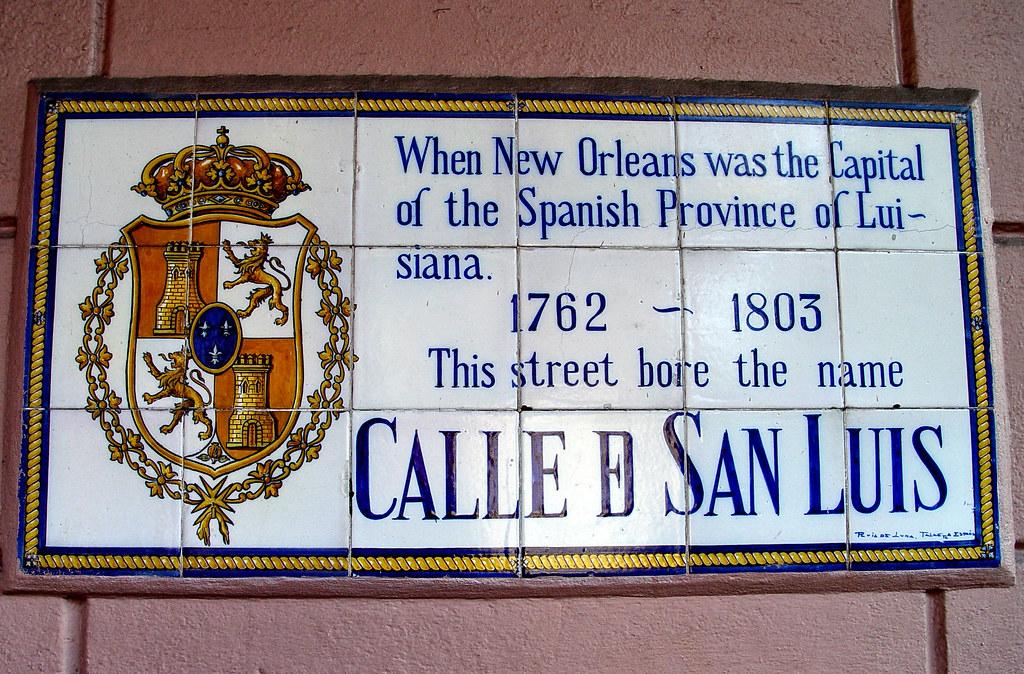 DSC02415 New Orleans Calle de San Luis