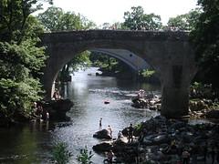 Devil's bridge (PhilipStobbart) Tags: bridge devils kirkby lonsdale