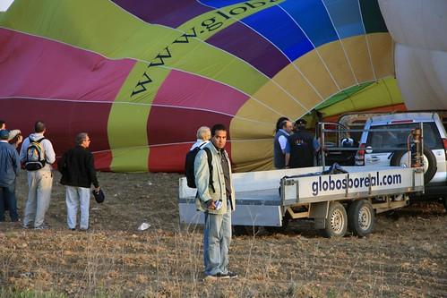 Vuelo en Globo por Segovia (3)
