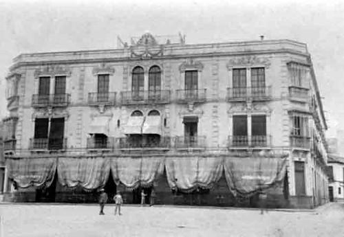Córdoba. Hotel Suizo.