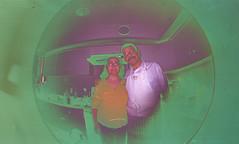 Papás Psicodelicos (Rogelio Valenzuela) Tags: green kitchen parents crazy purple error fisheye cocina psychedelic fisheye2