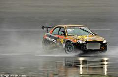 """Rockstar Subaru STI (Barry J. Schwartz) Tags: blur rain reflections nikon subaru panning sti 70200 drifting drift round3 formulad formuladrift wallstadium subarusti wallnj nikon70200 thegauntlet d700 barryjschwartz barryjschwartzcom formuladriftthegauntlet """"rockstarsti"""" """"formuladriftround3"""" """"formuladround3"""" """"formuladrd3"""""""