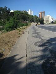 Vitoria sidewalk