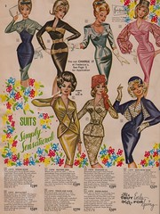 Suits Simply Sensational (The Pie Shops Collection) Tags: vintage ads advertising women suits catalog 1964 fredericks