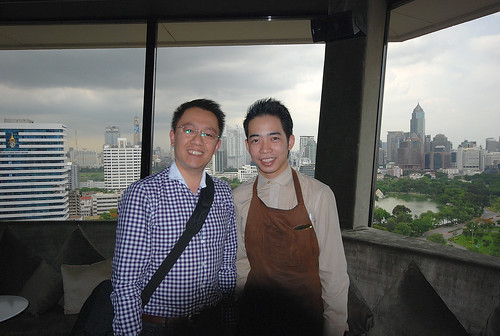 Dusit Thani Bangkok - D'SENS (22nd Floor)