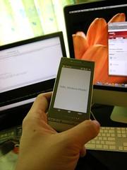 開發 Windows Mobile 程式也沒有問題!