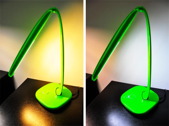 icff ribbon task lamp
