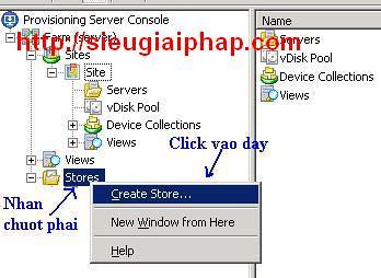 Xây dựng Server Bootrom phần mềm Citrix Provisioning Server