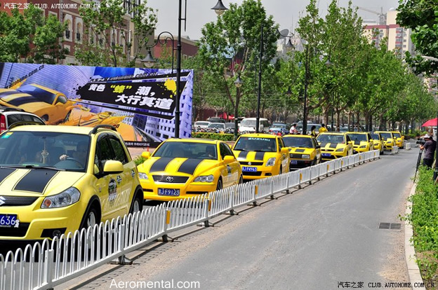 Transformers 2 autos China Bumblebee 6