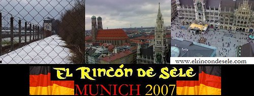 Munich 2007 por ti.