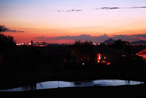 Phoenix area (Mesa)