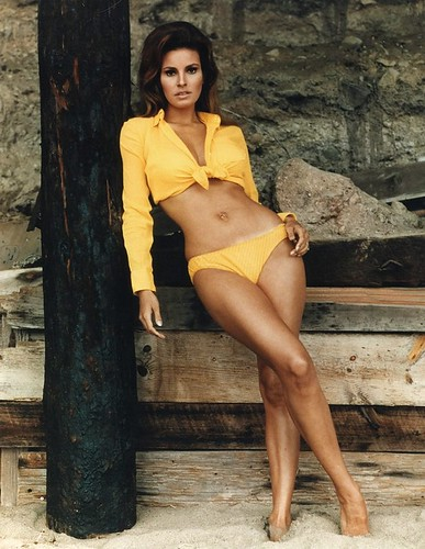 Check out those sexy hips. :-) raquel-welch-frompinupgirl