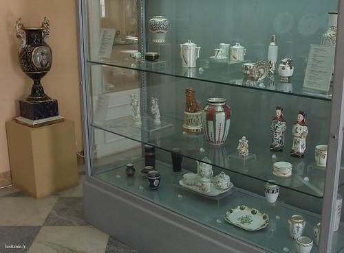 A porcelana não é só decorativa: também é útil.