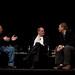 Brian Turner and Bruce Weigl with Michael Silverblatt
