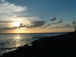 La Perouse sunset - Sydney