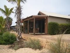 Cabin at Monkey Mia