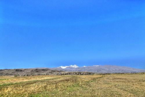 Mount Aragats / Արագած լեռը