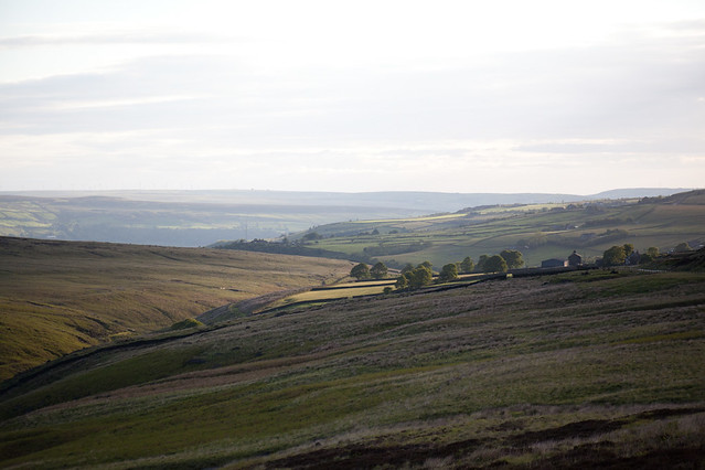 Cragg Vale, early morning