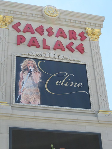 Celine at Caesars