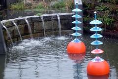 floating public art (by: Benson Shaw)