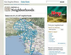 Neighborhoods - Mapping L.A. - Data Desk - Los Angeles Times_1235089199193