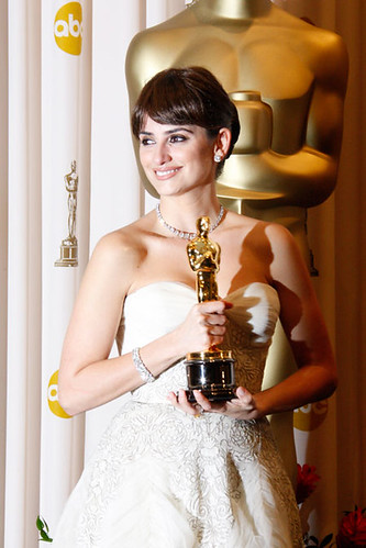 2009 Oscars: Best Supporting Actress winner Penelope Cruz