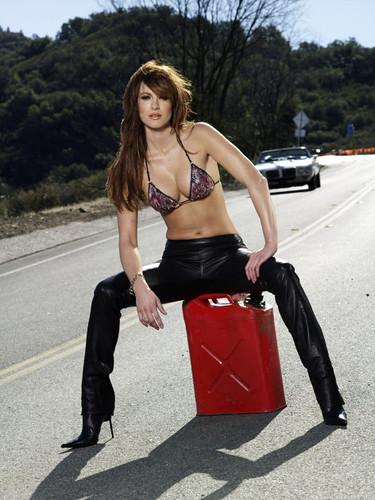 Danneel Harris on Maxim 2008