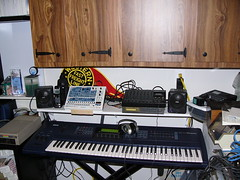 keyboard synthesizer