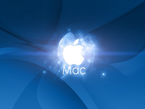 osx wallpapers. Apple logo. 60