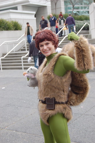 Wonder Con 2009: Squirrel Girl